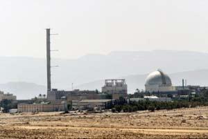 Dimona Radar Facility