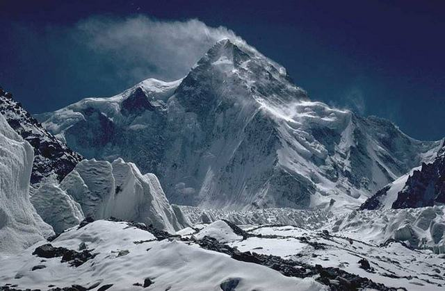 K2 - Second highest mountain in the world
