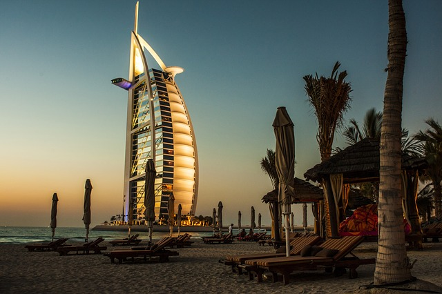 Read more about the article List of Major Hotels and Resorts in Dubai