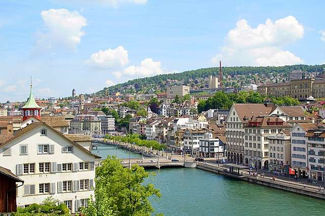 Read more about the article Top Tourist Places in Switzerland