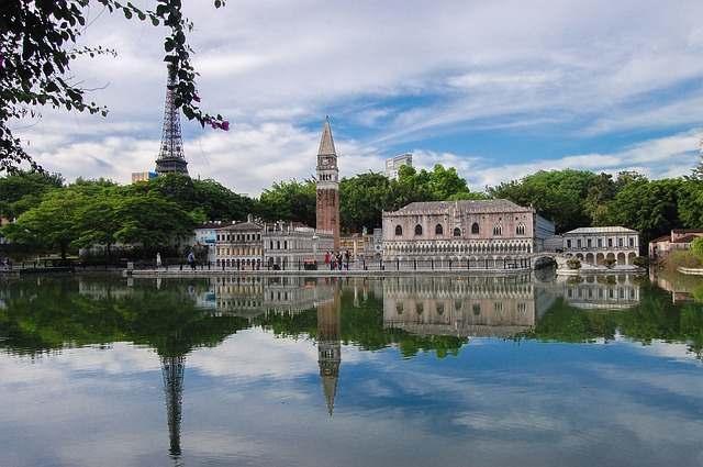 lake city shenzhen