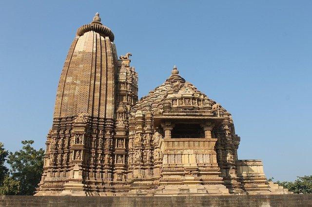 mahadev temple Khajuraho