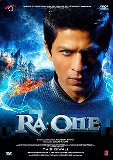 Ra One Movie Official Poster