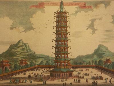 Porcelain Tower of Nanjing