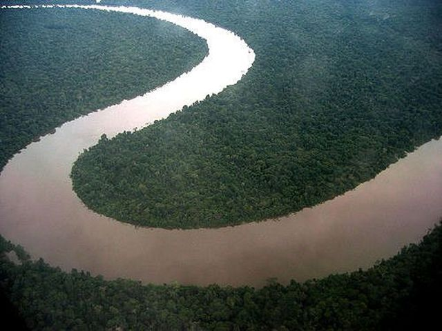 Top Largest Rivers In The World - World largest river in the world