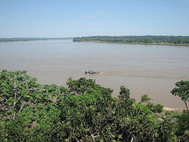 Madiera River