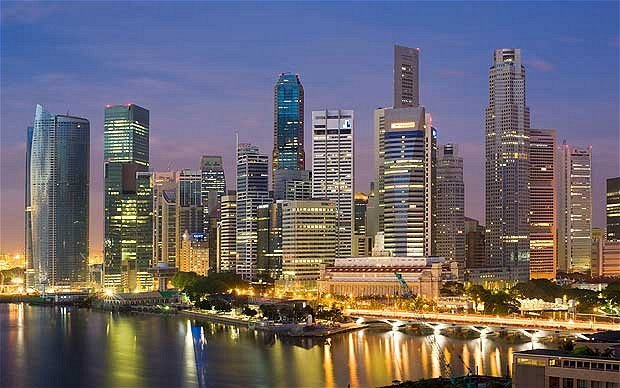 10 Richest Countries in Asia