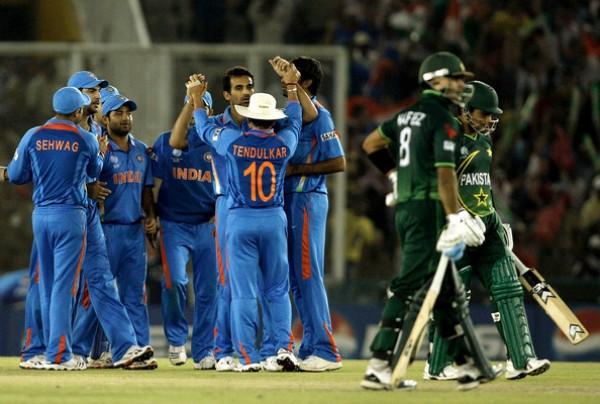 2011 Cricket World Cup Semi Final