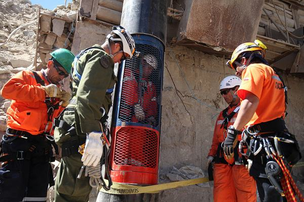Rescue of Chilean Miners