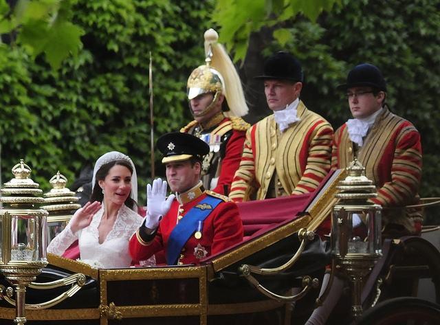 Wedding of Prince William and Catherine Middleton