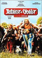 Asterix and Obelix vs Caesar Poster