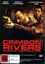 Crimson Rivers II Poster