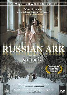 Russian Ark Poster