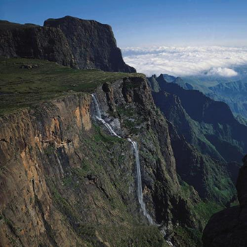 Read more about the article Tallest Waterfalls in the Continent of Africa
