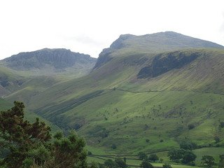 List of Highest Mountains in England