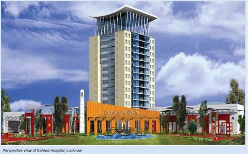 Read more about the article Tallest Buildings in Lucknow