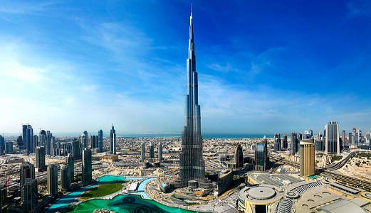 10 Best Attractions Don't miss to visit in Dubai