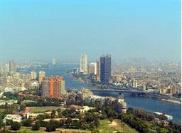 20 Largest Towns or Cities of Egypt