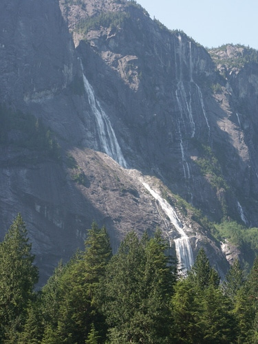 Read more about the article List of 10 Tallest Waterfalls in Canada