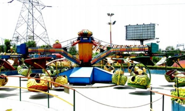 Prakash Amusement Park, Hang Glider