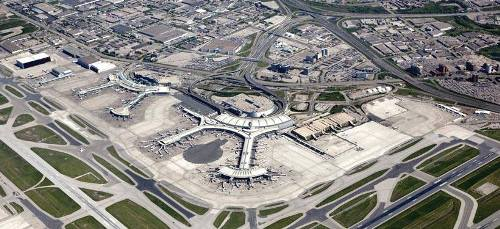 20 Major Airports in Canada