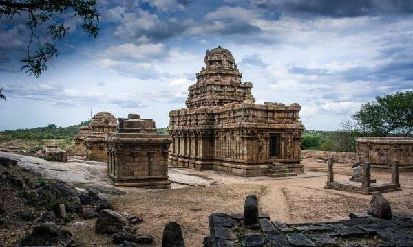 Ashtaparivara Aalayam, Pudukottai