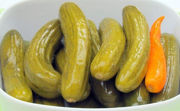 Pickled Food