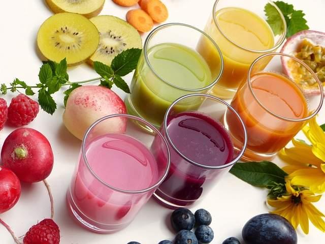Nutrition - Fruit Juice