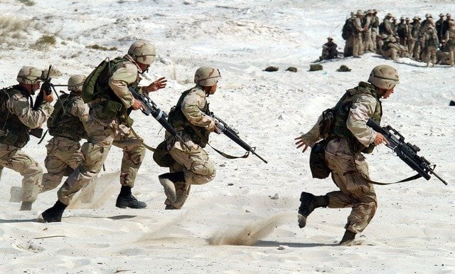 Read more about the article Countries by Manpower Available for Military Service