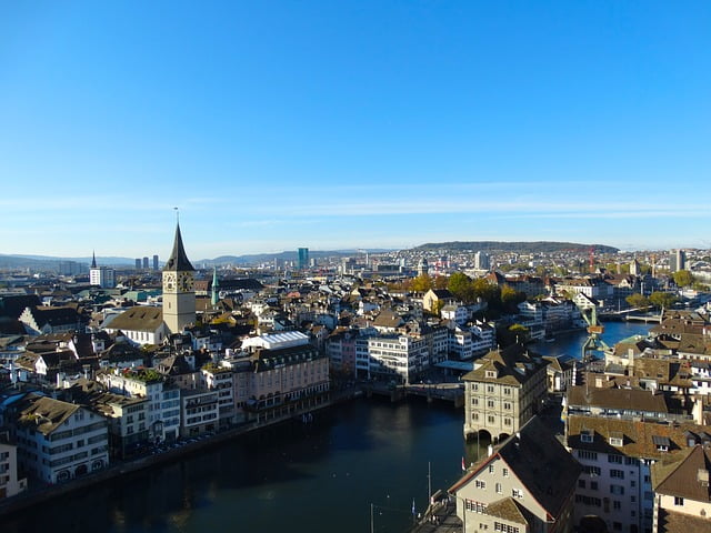 Read more about the article largest Cities in Switzerland by Population