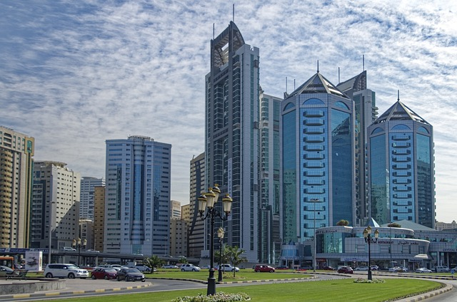 Read more about the article List of Tallest Buildings in Sharjah